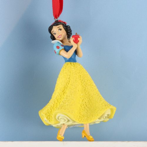 Snow White Disney Christmas Tree Decoration Hanging Ornament